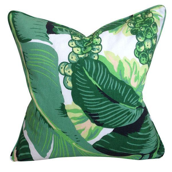 Dorothy Draper's Iconic BRAZILLIANCE Cushion