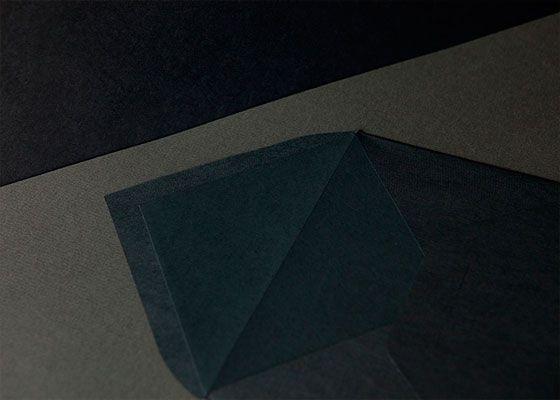Double black envelope
