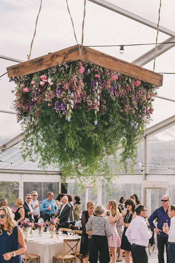 17 Best Images About Hanging Flowers Amp Floral Chandeliers