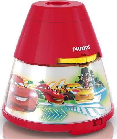 Philips, Projektor/Nattlampa, Disney Pixar Cars Nattlampor Belysning Barnrum på nätet hos Lekmer.se