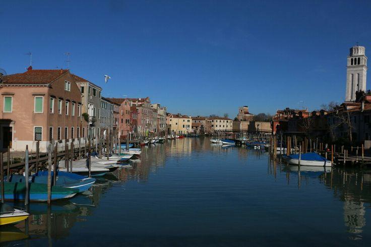 Venice....where the locals live