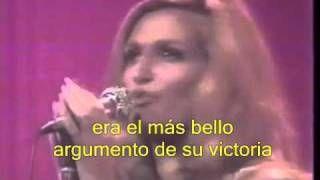 Dalida- il venait d'avoir 18 ans- subtítulos en español - YouTube