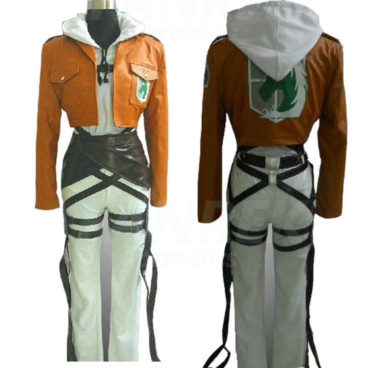 Attack on Titan Shingeki no Kyojin Cosplay Annie Leonhardt Costumes