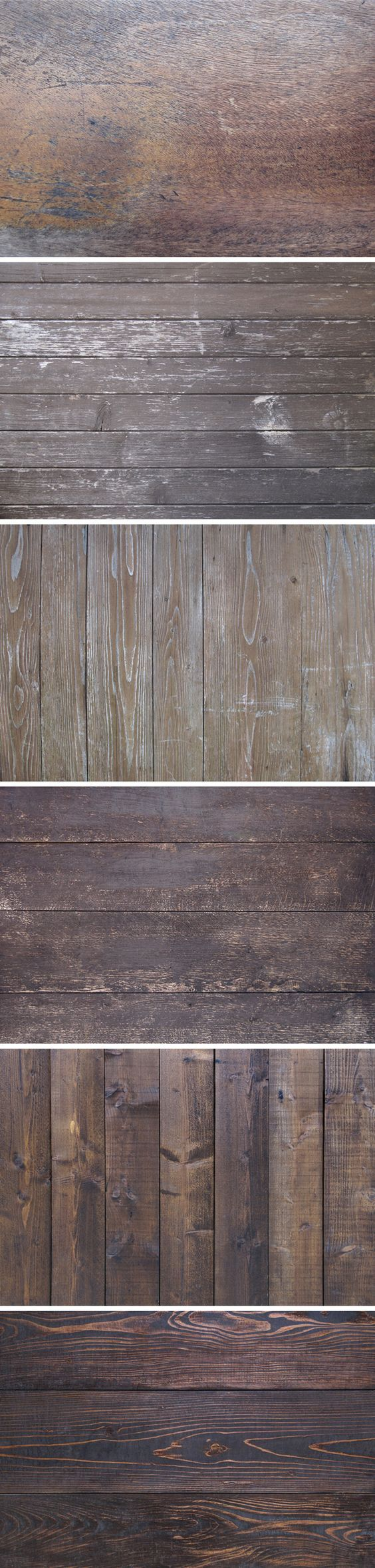 6 Vintage Wood Textures » GraphicBurger: