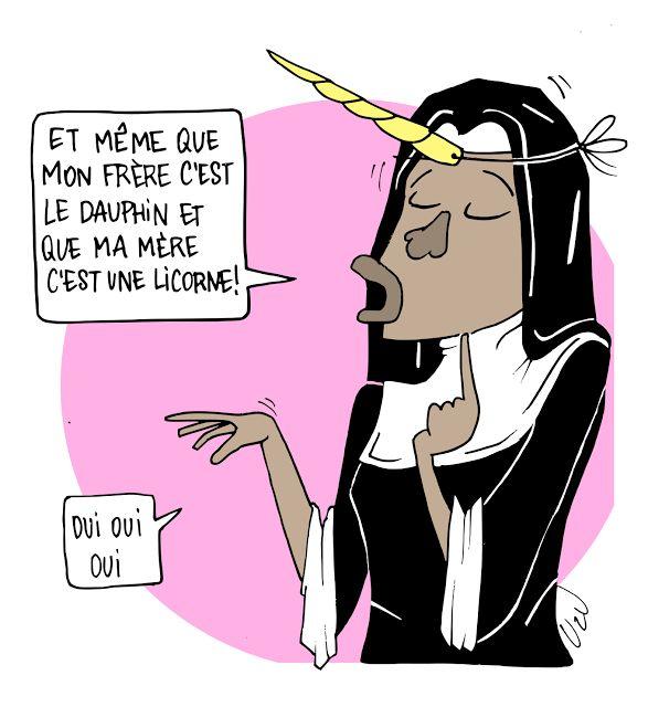 uzunagaz: La Mauresse de Moret
