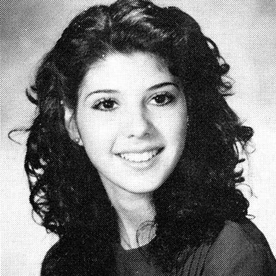 Marisa Tomei at Edward R. Murrow High School.