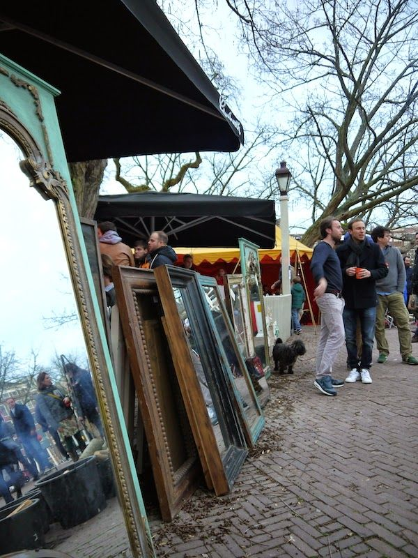 Sissy Boy Christmas market on the Amstelveld | Utrechtsestraat area