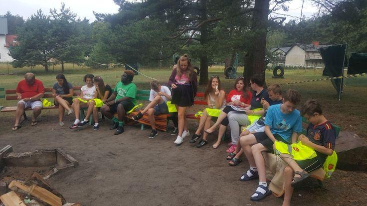 Pierwszy Armijny obóz młodzieżowy - Armia Zbawienia w Polsce