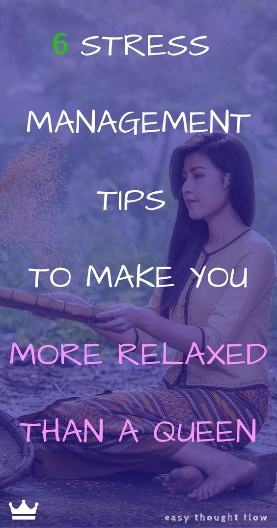 Tips for stress relief. Stress management done in the right way can make you feel like a superwoman or a superman. Here are some six tips to read through, which should help you to relax, and to see some causes of stress. ** To view further for this article, visit the image link. #Stress