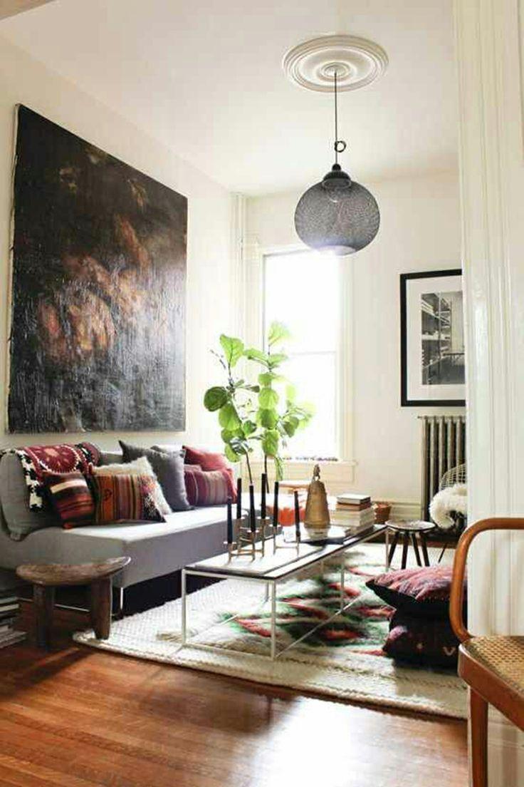 854 best Art Deco Meets Mid Century Modern images on ... on Modern Boho Room  id=90311