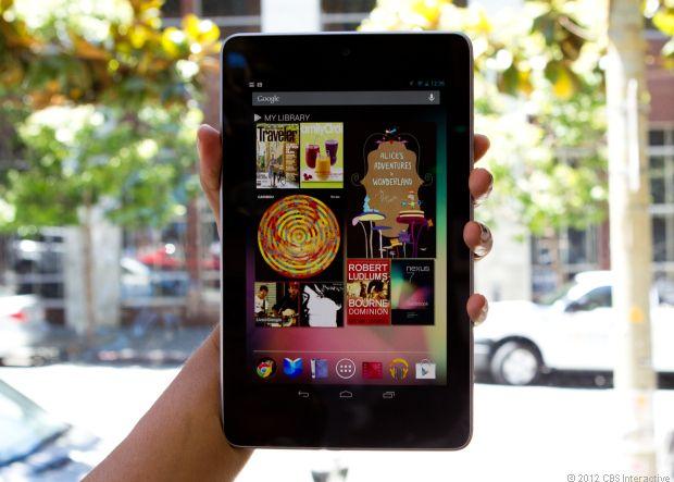 Noua Tableta GOOGLE Nexus 7 - poze si informatii de la lansare