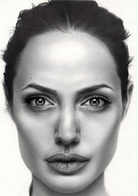 Pencil portraits by he artist sarkis sarkissian
