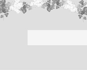 Plantilla PowerPoint con Hojas de Otoño Gratis es un fondo otoñal para PowerPoint que se puede descargar gratis para presentaciones #hojas #otoño #plantillas #gratis