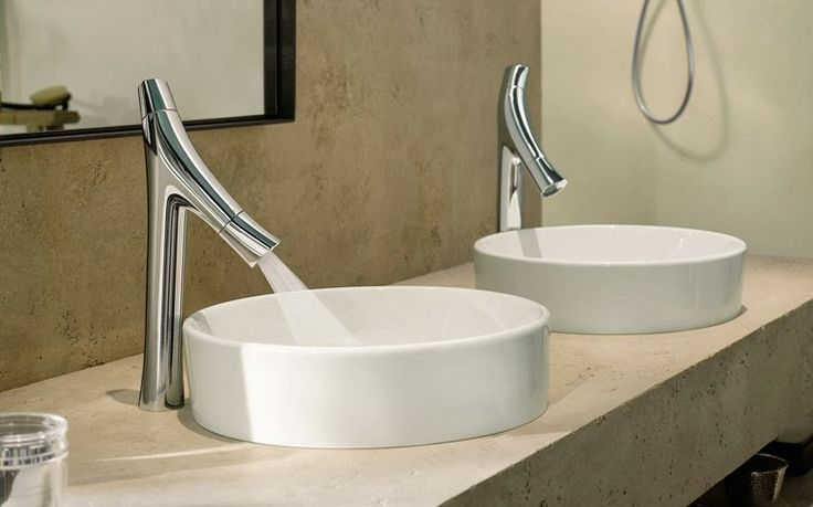 17 best images about robinets salle de bain on pinterest - Robinets salle de bains ...