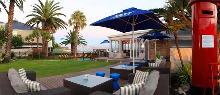 The Legendary Blue Oyster Cocktail Bar Cafe Gannet Restaurant Mossel Bay