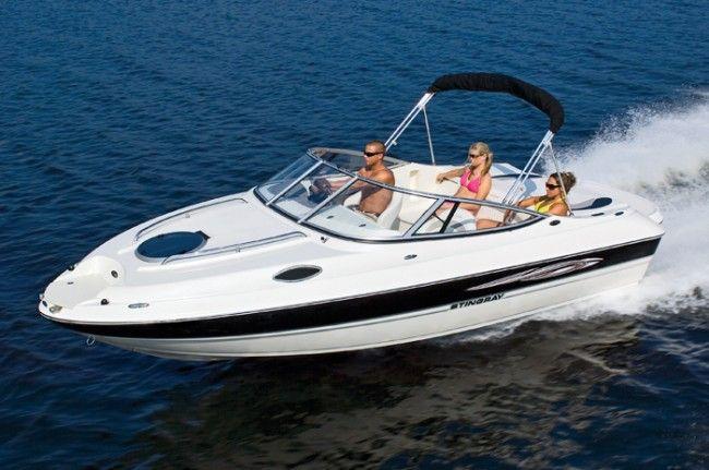 Súbete a esta Stingray 205 que vamos a hacer esquí náutico hasta el fin de semana!: http://www.nauticaydeportes.com/barcos/stingray-205-cr-sport/