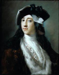 Gustavus Hamilton-1740/1745- Rosalba Carriera