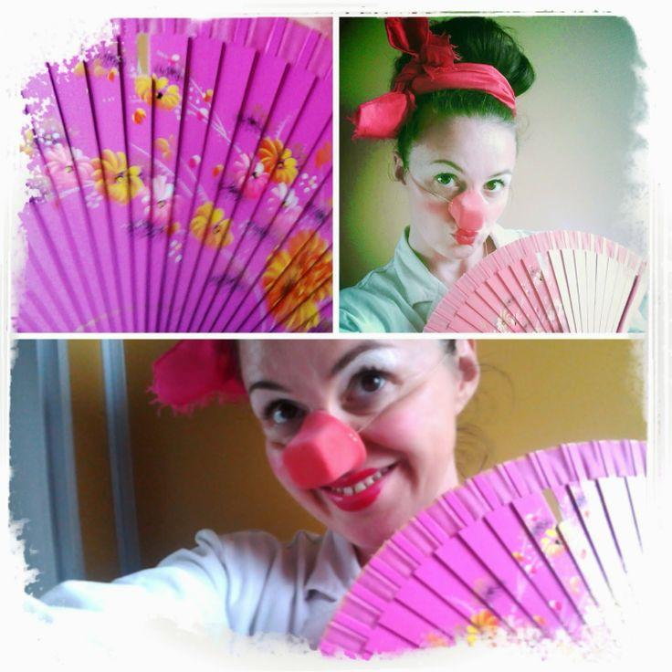 Parola di clown: Il mio attrezzo preferito in ospedale