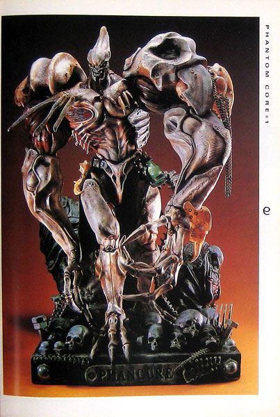Art Books :: Artists A-Z :: N :: [Nirasawa] - Creature Core: 2 & 3 Dimensional Works - Original Demons & Monsters - Stuart Ng Books - Rare and Out of Print Art Books and Artist Sketchbooks