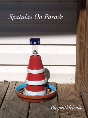 Spatulas On Parade is all about my love for good food, fun and easy recipes, helpful hints and tips for making foods and cleaners from scratch.
