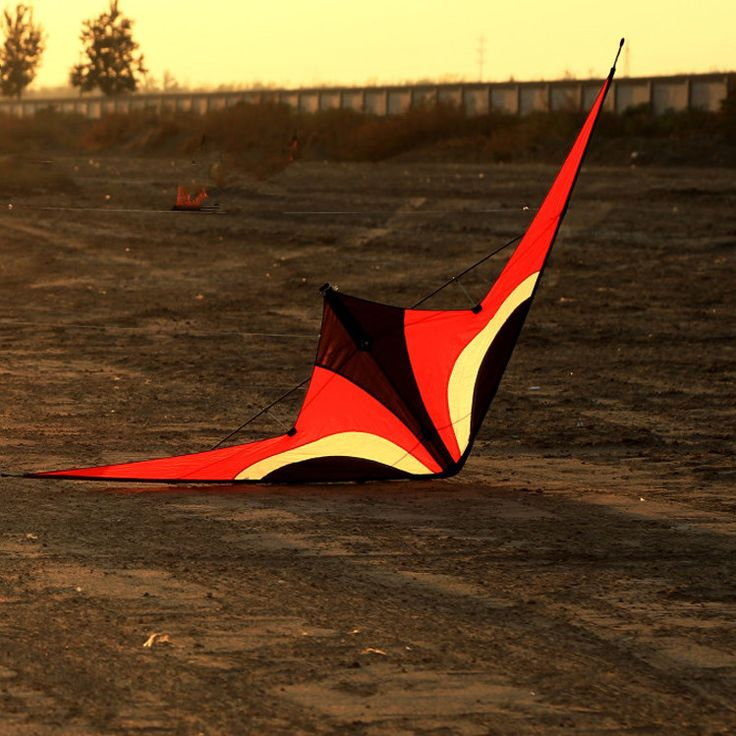 Top quality quad line stunt kite