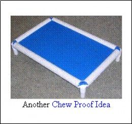 How to Do-It-Yourself Kuranda Style Dog Beds~Great Family Project! What better way