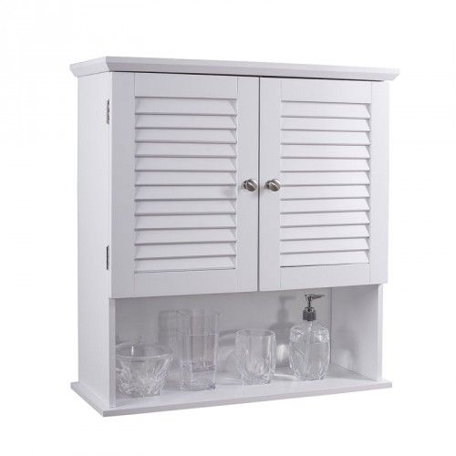 hanna 2 door wall cabinet white bathroom furniture jysk canada