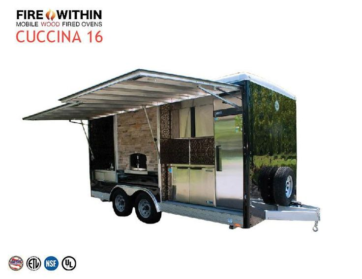 Mobile Wood Fired Pizza Ovens | Fire Within, Own your own business! Outdoor Ovens! http://firewithin.com/contact-us-mobile-wood-fired-pizza-ovens.html