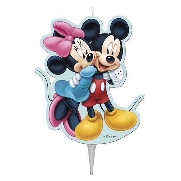 Świeczka na tort dla prawdziwego fana Myszki Mickey. Świeczka jest doskonałą dekoracją i będzie prawdziwą niespodzianką dla każdego wielbiciela serii Myszka Miki i przyjaciele.