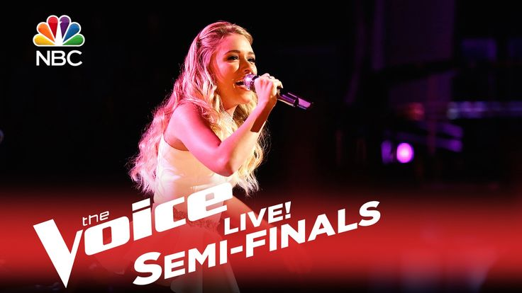 """The Voice 2015 Emily Ann Roberts - Semifinals: """"9 to 5""""  from Knoxville :) YEA!"""