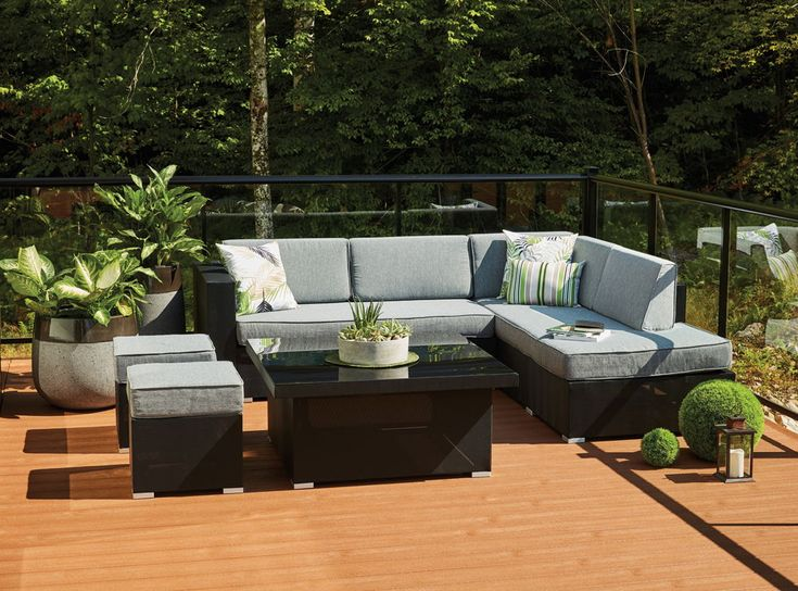 Get your backyard ready for summer with the latest patio furniture and accessories. House & Home's Reiko Caron and Lauren Petroff share their favourites from RONA's new collections. Discover hot colour trends, new outdoor furniture made for entertaining and al fresco dining, plus sleek fireplaces and fire pits. Find out which gazebo they're most excited about, and learn how to get the industrial restaurant look with the latest barbecues, just in time for grilling season. Presented by RONA…