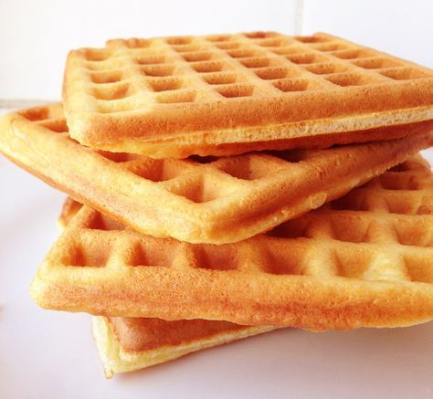 Doce ou salgada essa Receita de Waffle é uma ótima companhia para um café da manhã preguiçoso ou uma deliciosa reunião entre amigos.