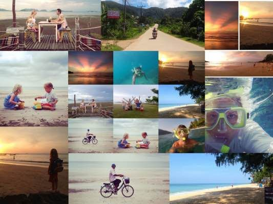 Koh Lanta; seven special things to do