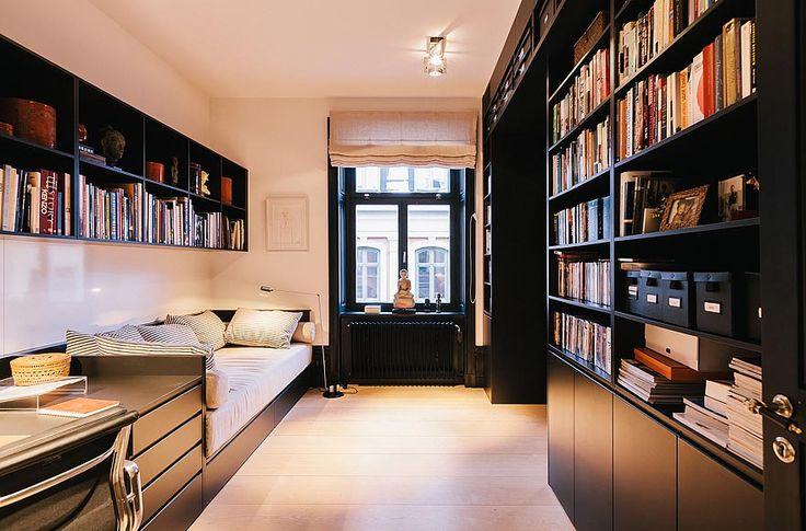 Study/extra bedroom idea