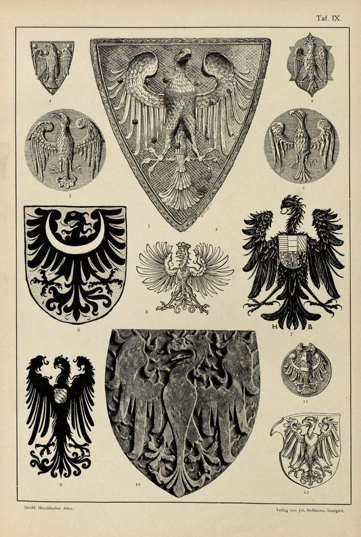 Seite - (00000071) - in Heraldischer Atlas - Eine Sammlung von heraldischen Musterblättern für Künstler, Gewerbetreibende, sowie für Freunde der Wappenkunde | Web-Books im Austria-Forum