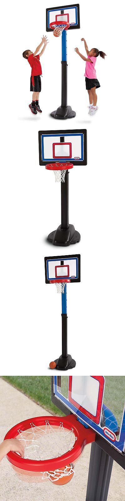 Other Basketball 2023: Little Tikes Play Like A Pro Basketball Set, Generic -> BUY IT NOW ONLY: $63.74 on eBay!