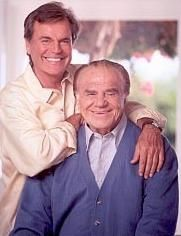 Robert Wagner and Lionel Stander - Photo courtesy of the Hart to Hart TV Series