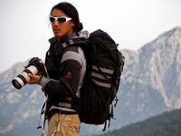Jimmy Chin, photographer @ National Geographic  -Get to know Jimmy Chin's work. It's amazing! I'm particularly fond of his photos of Mount Kinabalu in Borneo.