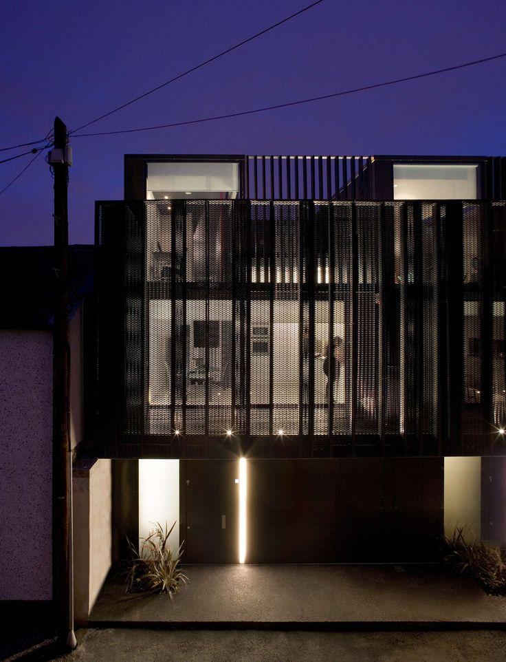 3 mews houses odos architects exterior - Mews House Design