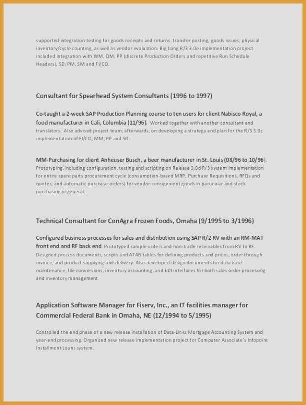 77 Luxury Collection Of Sample Resume Of Warehouse Checker