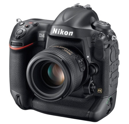 Nikon D4 DSLR Price & Review