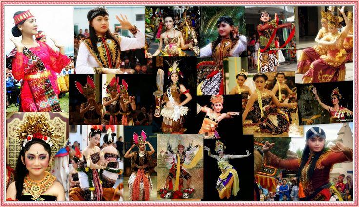*** karşıLama ***: Pesona Wajah Kebudayaan Indonesia