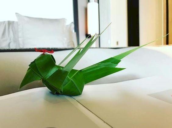Velaa palm bird