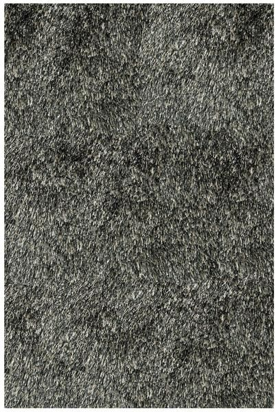 "Gray Neutral Plush Luxurious Modern Shag Rug Available in the following sizes: 2'3"" x 8' 
