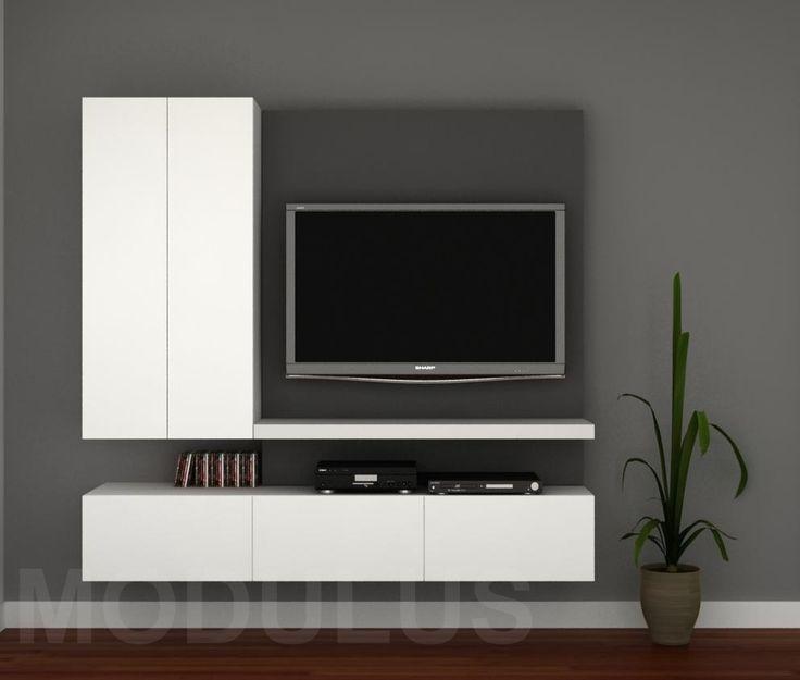 Mueble de Tv, Wall Unit