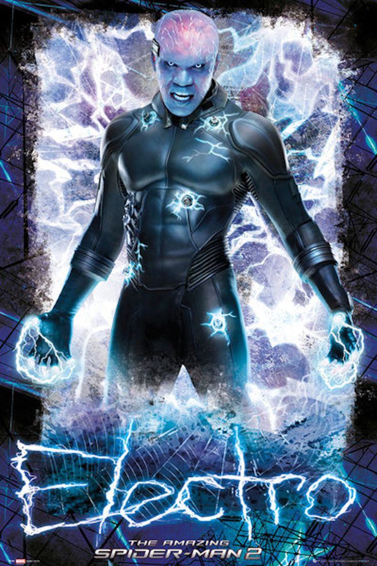 spiderman electro