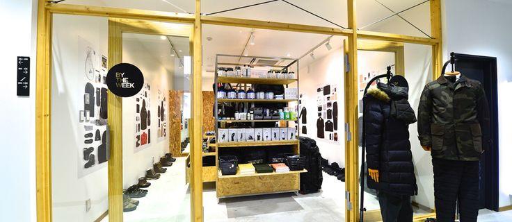 北海道ニセコにBY THE WEEKがオープン ~利便性の高いアイテムを独自の視点でセレクトしたホテル内キオスク | GOLDWIN