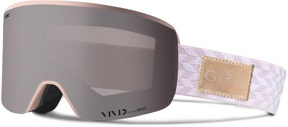 Giro Women's Ella Snow Goggles  Rose Gold Shimmer Vivid Onyx/Vivid Infrared