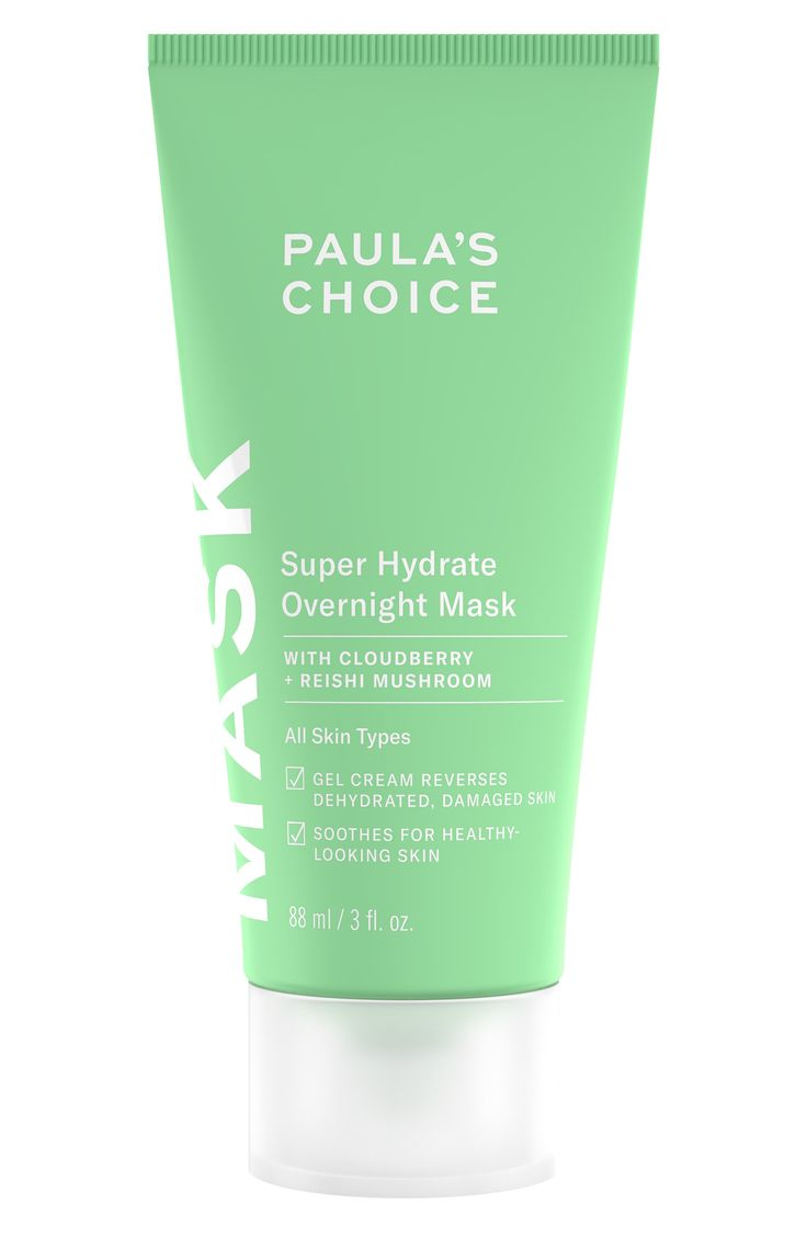 Paula's Choice Super Hydrate Overnight Mask in 2020