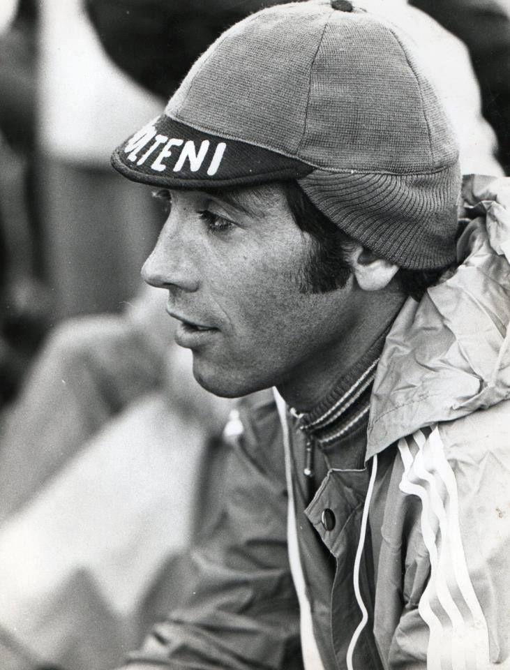 Eddy Merckx / Molteni winter cap
